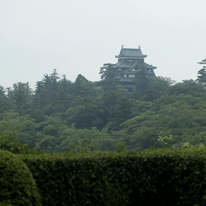 Matsue Castle tower