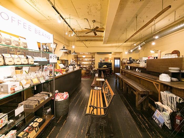 ONSAYA COFFEE Honkan-cho Store