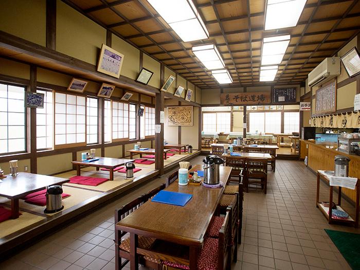 蕎麥道場田舍屋