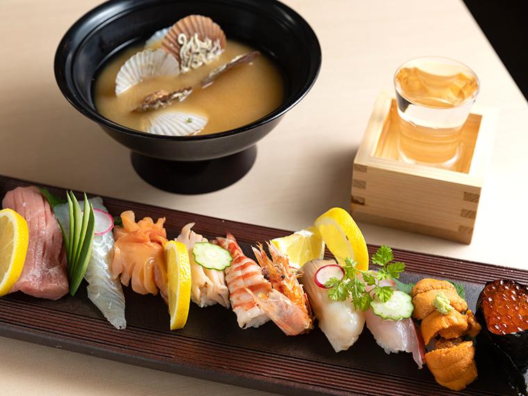 Nigiridokoro Kanta no Sushi