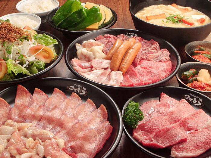 中村燒肉 西之丸店(焼肉 なかむら  西の丸店)