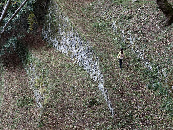 鳴瀧瀑布與七曲